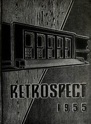 1955 Edition, Bluffton High School - Retrospect Yearbook (Bluffton, IN)