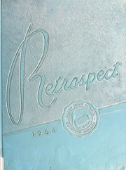 1964 Edition, Bluffton High School - Retrospect Yearbook (Bluffton, IN)