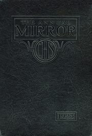 Page 1, 1923 Edition, Lima Central High School - Annual Mirror Yearbook (Lima, OH) online yearbook collection