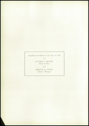 Page 10, 1923 Edition, Lima Central High School - Annual Mirror Yearbook (Lima, OH) online yearbook collection
