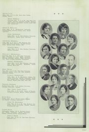 Page 17, 1935 Edition, Lima Central High School - Annual Mirror Yearbook (Lima, OH) online yearbook collection