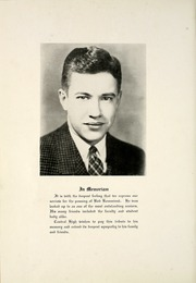 Page 6, 1938 Edition, Lima Central High School - Annual Mirror Yearbook (Lima, OH) online yearbook collection