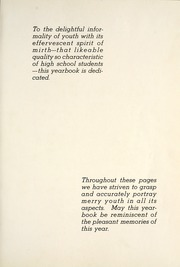Page 7, 1938 Edition, Lima Central High School - Annual Mirror Yearbook (Lima, OH) online yearbook collection