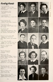 Page 15, 1944 Edition, Lima Central High School - Annual Mirror Yearbook (Lima, OH) online yearbook collection