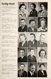 Page 17, 1944 Edition, Lima Central High School - Annual Mirror Yearbook (Lima, OH) online yearbook collection