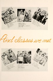 Page 7, 1944 Edition, Lima Central High School - Annual Mirror Yearbook (Lima, OH) online yearbook collection