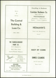 Page 156, 1950 Edition, Lima Central High School - Annual Mirror Yearbook (Lima, OH) online yearbook collection