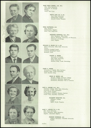 Page 16, 1950 Edition, Lima Central High School - Annual Mirror Yearbook (Lima, OH) online yearbook collection