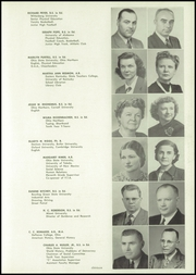 Page 17, 1950 Edition, Lima Central High School - Annual Mirror Yearbook (Lima, OH) online yearbook collection