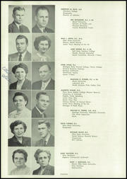 Page 18, 1950 Edition, Lima Central High School - Annual Mirror Yearbook (Lima, OH) online yearbook collection