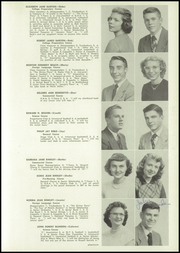 Page 23, 1950 Edition, Lima Central High School - Annual Mirror Yearbook (Lima, OH) online yearbook collection