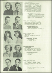 Page 24, 1950 Edition, Lima Central High School - Annual Mirror Yearbook (Lima, OH) online yearbook collection