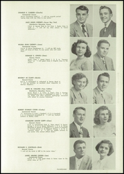 Page 25, 1950 Edition, Lima Central High School - Annual Mirror Yearbook (Lima, OH) online yearbook collection