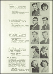 Page 27, 1950 Edition, Lima Central High School - Annual Mirror Yearbook (Lima, OH) online yearbook collection