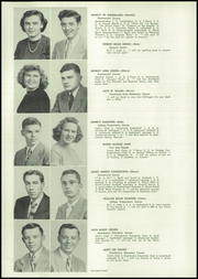 Page 28, 1950 Edition, Lima Central High School - Annual Mirror Yearbook (Lima, OH) online yearbook collection