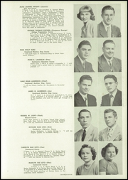 Page 31, 1950 Edition, Lima Central High School - Annual Mirror Yearbook (Lima, OH) online yearbook collection