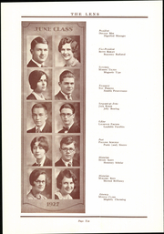 Page 16, 1927 Edition, Washington High School - Lens Yearbook (Portland, OR) online yearbook collection