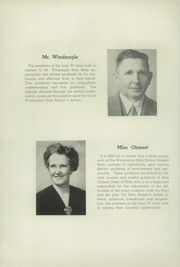 Page 12, 1947 Edition, Washington High School - Lens Yearbook (Portland, OR) online yearbook collection