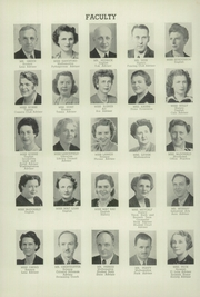 Page 16, 1947 Edition, Washington High School - Lens Yearbook (Portland, OR) online yearbook collection