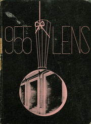 Page 1, 1955 Edition, Washington High School - Lens Yearbook (Portland, OR) online yearbook collection