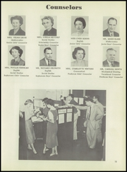 Page 17, 1956 Edition, Washington High School - Lens Yearbook (Portland, OR) online yearbook collection