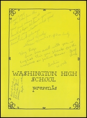 Page 7, 1956 Edition, Washington High School - Lens Yearbook (Portland, OR) online yearbook collection