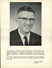 Page 11, 1959 Edition, Washington High School - Lens Yearbook (Portland, OR) online yearbook collection