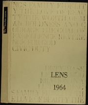Page 1, 1964 Edition, Washington High School - Lens Yearbook (Portland, OR) online yearbook collection