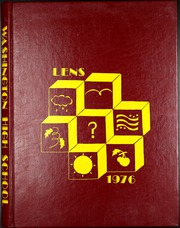 Page 1, 1976 Edition, Washington High School - Lens Yearbook (Portland, OR) online yearbook collection
