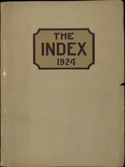 Page 1, 1924 Edition, Oshkosh High School - Index Yearbook (Oshkosh, WI) online yearbook collection