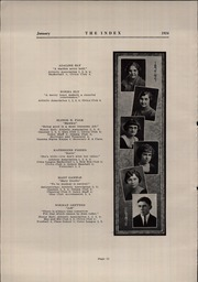 Page 14, 1924 Edition, Oshkosh High School - Index Yearbook (Oshkosh, WI) online yearbook collection