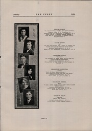 Page 15, 1924 Edition, Oshkosh High School - Index Yearbook (Oshkosh, WI) online yearbook collection