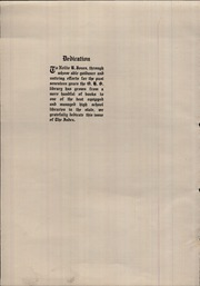 Page 4, 1924 Edition, Oshkosh High School - Index Yearbook (Oshkosh, WI) online yearbook collection