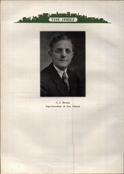 Page 14, 1930 Edition, Oshkosh High School - Index Yearbook (Oshkosh, WI) online yearbook collection