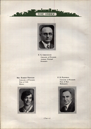 Page 16, 1930 Edition, Oshkosh High School - Index Yearbook (Oshkosh, WI) online yearbook collection