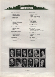 Page 17, 1930 Edition, Oshkosh High School - Index Yearbook (Oshkosh, WI) online yearbook collection