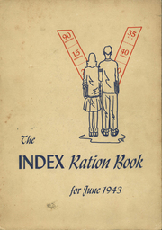 Page 1, 1943 Edition, Oshkosh High School - Index Yearbook (Oshkosh, WI) online yearbook collection