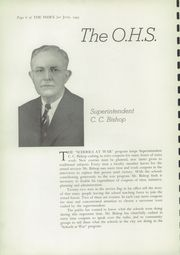 Page 10, 1943 Edition, Oshkosh High School - Index Yearbook (Oshkosh, WI) online yearbook collection
