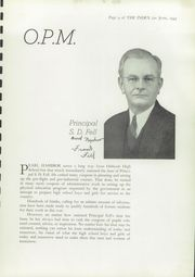 Page 11, 1943 Edition, Oshkosh High School - Index Yearbook (Oshkosh, WI) online yearbook collection