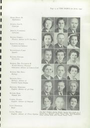 Page 15, 1943 Edition, Oshkosh High School - Index Yearbook (Oshkosh, WI) online yearbook collection