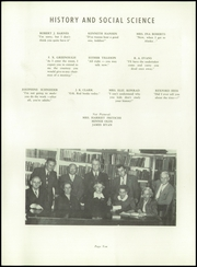 Page 12, 1950 Edition, Oshkosh High School - Index Yearbook (Oshkosh, WI) online yearbook collection