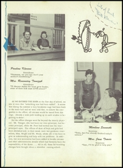 Page 13, 1957 Edition, Oshkosh High School - Index Yearbook (Oshkosh, WI) online yearbook collection