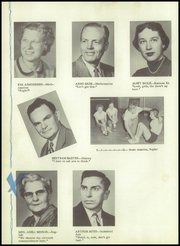 Page 14, 1957 Edition, Oshkosh High School - Index Yearbook (Oshkosh, WI) online yearbook collection