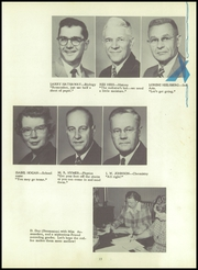 Page 17, 1957 Edition, Oshkosh High School - Index Yearbook (Oshkosh, WI) online yearbook collection
