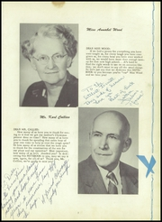 Page 7, 1957 Edition, Oshkosh High School - Index Yearbook (Oshkosh, WI) online yearbook collection