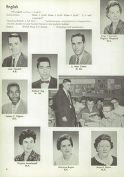 Page 12, 1960 Edition, Fair Lawn High School - Crimson and Gray Yearbook (Fair Lawn, NJ) online yearbook collection