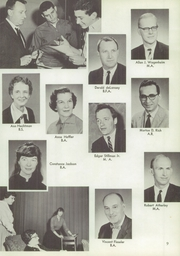 Page 13, 1960 Edition, Fair Lawn High School - Crimson and Gray Yearbook (Fair Lawn, NJ) online yearbook collection