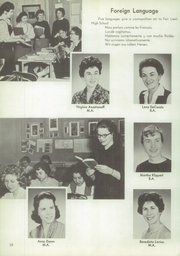 Page 14, 1960 Edition, Fair Lawn High School - Crimson and Gray Yearbook (Fair Lawn, NJ) online yearbook collection