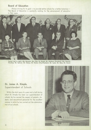 Page 8, 1960 Edition, Fair Lawn High School - Crimson and Gray Yearbook (Fair Lawn, NJ) online yearbook collection