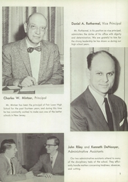 Page 9, 1960 Edition, Fair Lawn High School - Crimson and Gray Yearbook (Fair Lawn, NJ) online yearbook collection